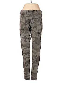 True Religion Cargo Pants 27 Waist