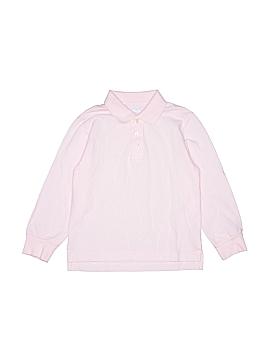 L.L.Bean Long Sleeve Polo Size 5 - 6