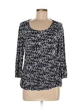 Rose & Olive Long Sleeve T-Shirt Size L