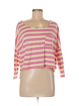 Sportsgirl 3/4 Sleeve T-Shirt Size M