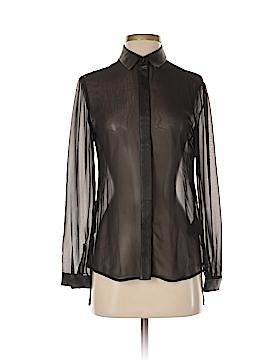 Izzue Long Sleeve Blouse Size 36 (FR)