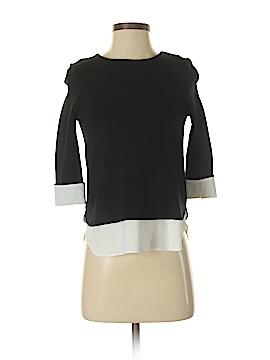 Ann Taylor 3/4 Sleeve Top Size XXS (Petite)