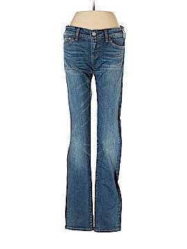 Pilcro and The Letterpress Jeans 25 Waist (Petite)