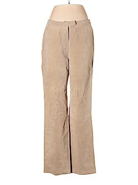 St. John's Bay Leather Pants Size 14