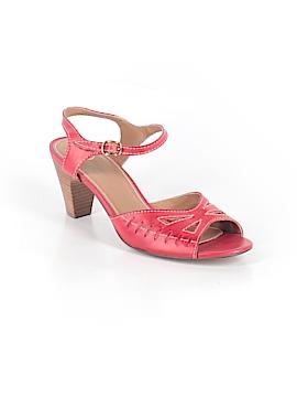 Schuler & Sons Philadelphia Heels Size 8 1/2