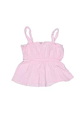 Little Lass Sleeveless Blouse Size 2T