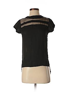 Vogue Short Sleeve Blouse Size M