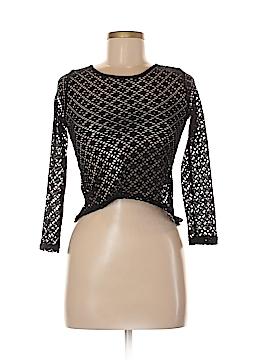 Lori & Jane Long Sleeve Blouse Size M