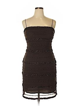 JS Collection Cocktail Dress Size 14 (Petite)
