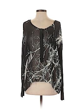 GO Long Sleeve Blouse Size S