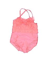 OshKosh B'gosh Girls One Piece Swimsuit Size 12 mo