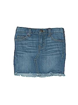 Peek Dungarees Denim Skirt Size 4