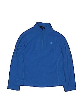 Star Fleece Jacket Size L (Youth)