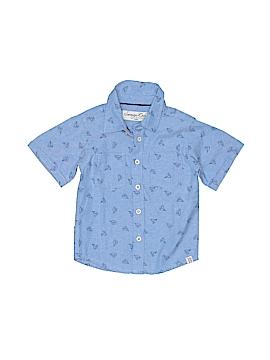 Sovereign Code Short Sleeve Button-Down Shirt Size 12 mo