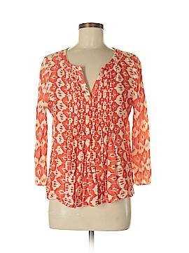Vanessa Virginia 3/4 Sleeve Blouse Size 6