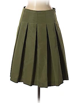 Prada Silk Skirt Size 38 (IT)