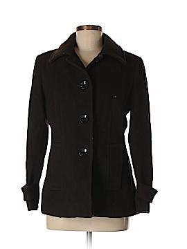 Anne Klein Wool Coat Size M (Petite)