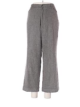 Eddie Bauer Wool Pants Size 16 (Petite)