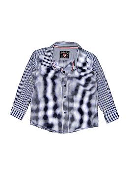 Sovereign Code Long Sleeve Button-Down Shirt Size 24 mo