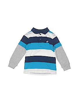 Wrangler Jeans Co Long Sleeve Polo Size 3T
