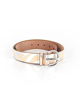 Armani Exchange Leather Belt Size L