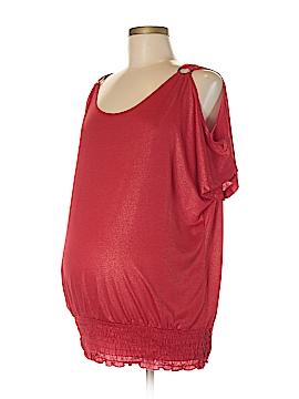Inspire Maternity Short Sleeve Top Size XL (Maternity)