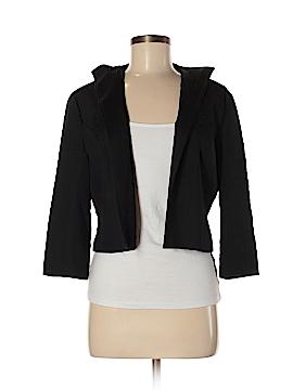 Adrienne Vittadini Silk Blazer Size 8