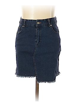 Pixie Market Denim Skirt Size S