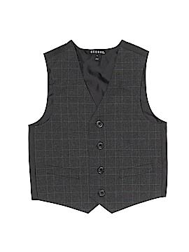 George Tuxedo Vest Size 4