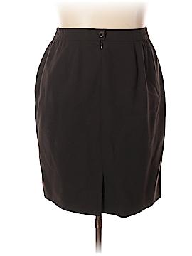 Jones New York Wool Skirt Size 18 (Plus)