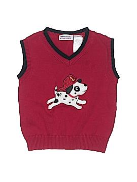 Blueberi Boulevard Sweater Vest Size 2T