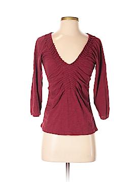 Ett:Twa 3/4 Sleeve Top Size S
