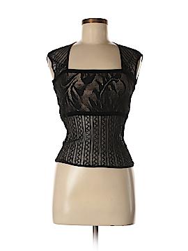Lyndia Procanik Short Sleeve Top Size M