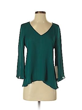 Jay Godfrey 3/4 Sleeve Blouse Size 0