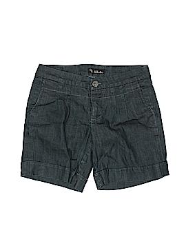 See Thru Soul Denim Shorts 25 Waist