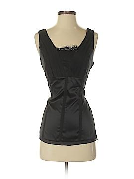 White House Black Market Sleeveless Silk Top Size 4