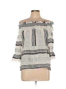 Rachel Zoe 3/4 Sleeve Blouse Size S