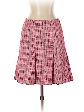 INC International Concepts Silk Skirt Size 2