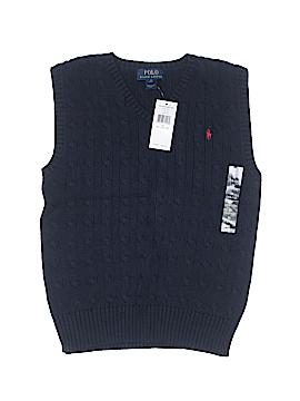 Polo by Ralph Lauren Sweater Vest Size 10 - 12