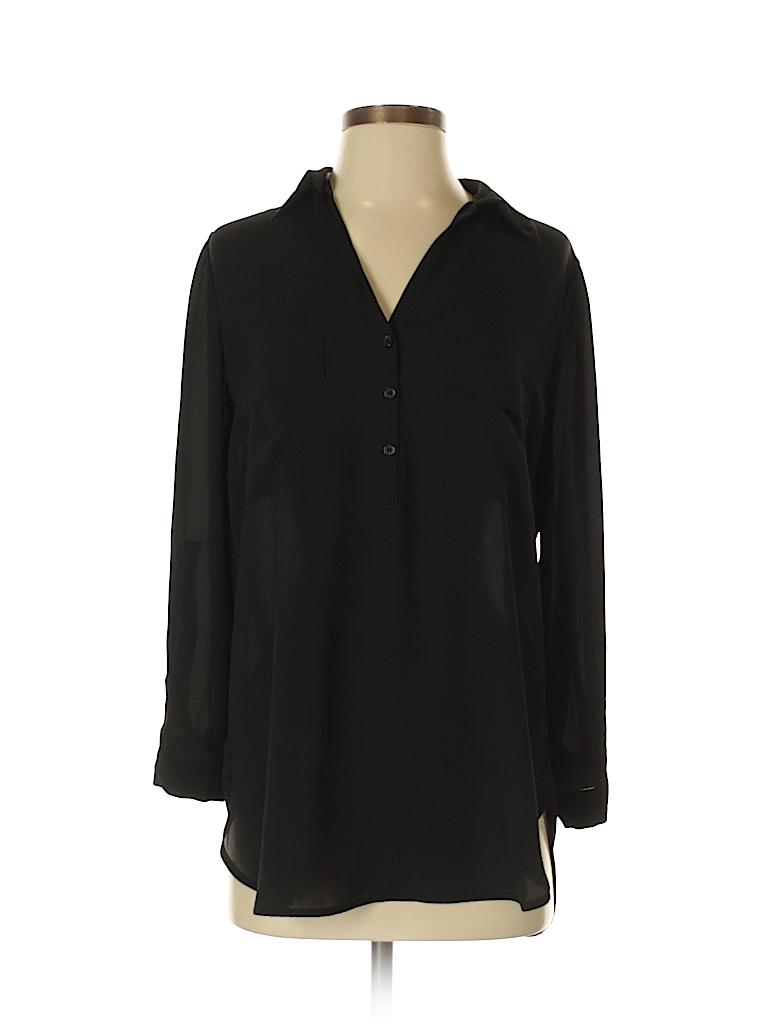 Pleione Women 3/4 Sleeve Blouse Size XS