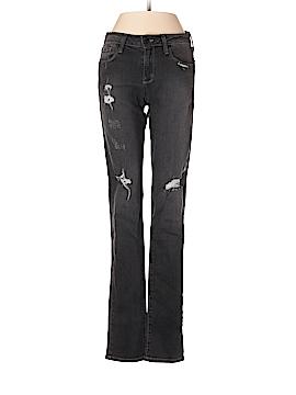 Just Black Jeans 27 Waist