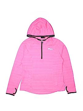 Fila Sport Track Jacket Size Large kids 14
