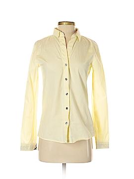 Burberry Brit Long Sleeve Button-Down Shirt Size XS