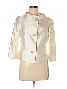 MICHAEL Michael Kors Silk Blazer Size 8