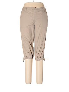 Liz & Co Cargo Pants Size 10