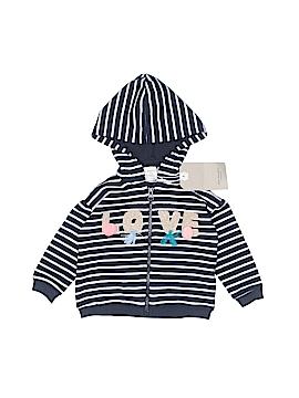 Zara Zip Up Hoodie Size 6-9 mo