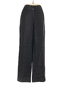 Armani Collezioni Linen Pants Size 42 (IT)