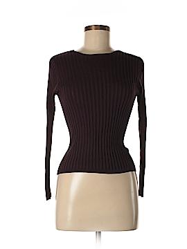 FU DA Silk Pullover Sweater Size M