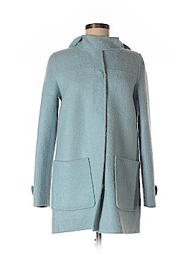 Oscar De La Renta Wool Coat Size 6
