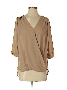 Maitai 3/4 Sleeve Blouse Size S